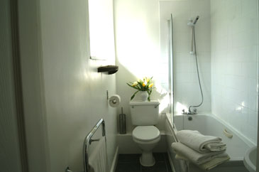 En-suite Bathroom in Double Bedroom